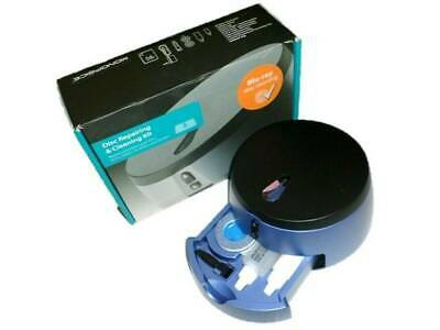 e-CARE Professional Disc Repair & Cleaning Kit Cleans CD DVD CD-ROM Blu-Ray VCD