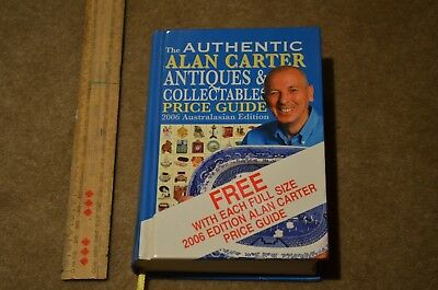 Mini Alan Carter Antiques & Collectables Price Guide 2006 Book