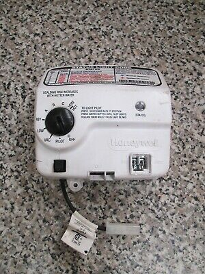 Honeywell WV8840C1405 Water Heater Gas Valve Thermostat Control Circuit Board
