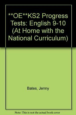 **OE**KS2 Progress Tests: English 9-10 (At Home with the National Curriculum) B