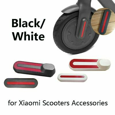 1 Set Front Rear Wheel Protective Sticker  For Xiaomi Scooters Skateboard 2Color