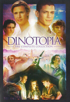 Dinotopia - Complète Collection Neuf DVD