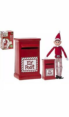 Elf Post Box And Report Cards Elves Behaving Badly Cheeky Elf Christmas