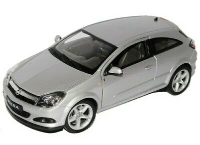 Opel Astra H GTC Coupe Rot 2005-2010 1//18 Welly Modell Auto mit oder ohne indi..