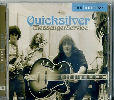The Best Of Quicksilver Messenger Service  - Cd - Brand New