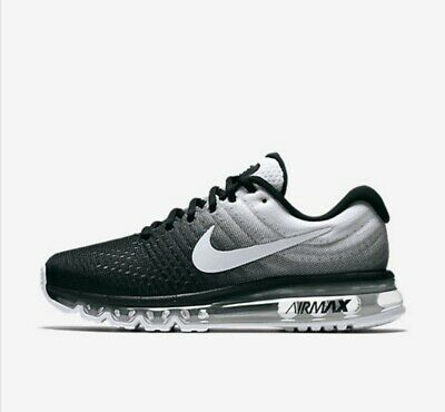 NIKE AIR MAX 2017 Mens Trainers Black EUR 78,01 | PicClick FR