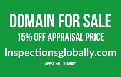 domain name for sale inspectionsglobally.com