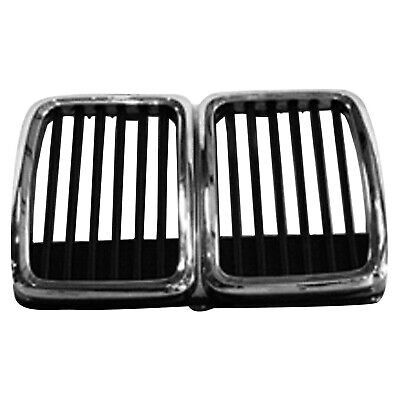 Front, Lower New Grille Assembly for BMW 328i BM1037101 2012 to 2015