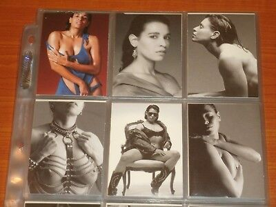 Images Of Josephine Trading Cards By Boris & Julie Mature Card Base Set Model