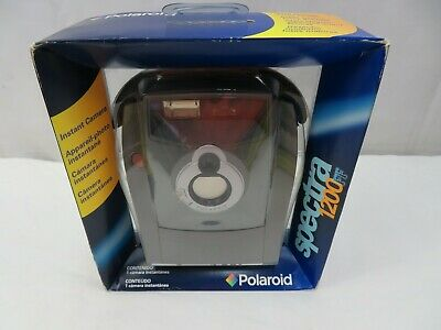 Polaroid Spectra 1200FF Instant Film Camera NEW SEALED OLD STOCK