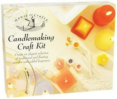 House of Crafts Candlemaking Craft Kit Multicolour