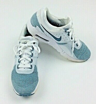 Nike Air Max 90 Ultra 2. 0 Essential Smoky Blue Pure Platinum Wolf Grey 875695 001 Men's Women's Running Shoes Trainers