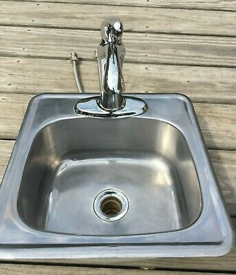 Stainless Steel Hand Wash Sink Bar/Utility