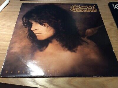 Ozzy Osbourne – No More Tears - Epic Europe 1991 Vinyl 1st - Play Tested - VG