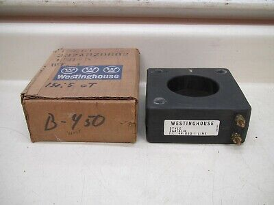 New Westinghouse 237A970G02 150:5 Amp ECI Current Transformer Free Shipping