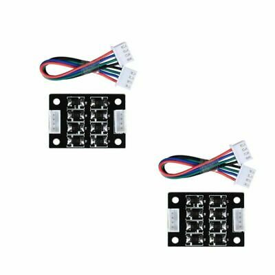 For Creality Ender 3 Extruder Kit Replacement Set PTFE tube Parts Durable