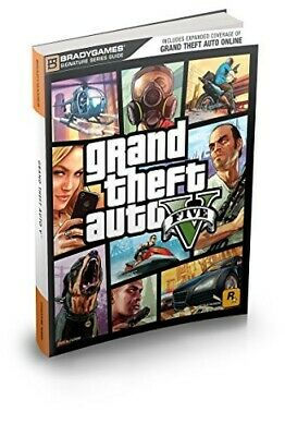 GRAND THEFT AUTO 5 - Strategy Guide - Brand New - Collector's Item