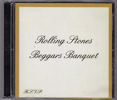 THE ROLLING STONES BEGGARS BANQUET 2 CD MONO w BONUSTRACKS Essential Set