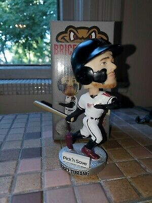 2019 Wisconsin Timber Rattlers SGA Bobblehead Brice Turang Milwaukee Brewers