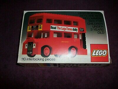 Lego London Bus Magnet 853914 BRAND NEW EXCLUSIVE