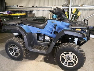 Atomic 300cc 4x4 quad only  40 hours genuine use.