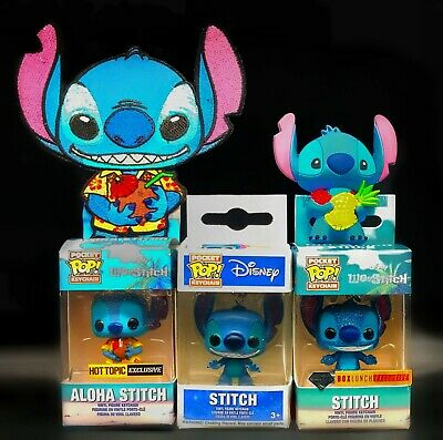 The Stitch Collection - Exclusive - Funko Pocket Pop!s