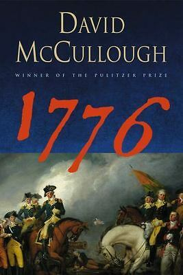 1776 by David McCullough (2005, Hardcover)