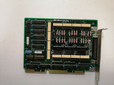 1pcs Used HIVERTEC HPC-DIO48 ISA Bus DIO Data Acquisition Card