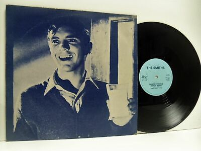 "THE SMITHS what difference does it make (1st uk press) 12"" EX/VG-, RTT146, vinyl"
