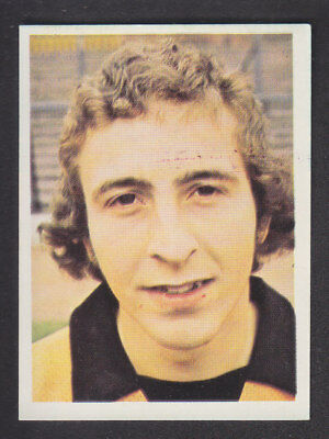 Panini Top Sellers - Football 75 - # 345 Alan Sunderland - Wolves
