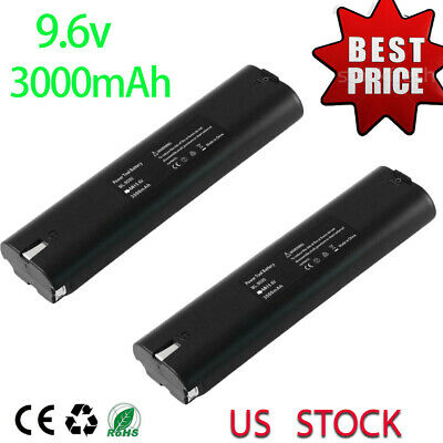 Replacement For Makita 9.6V 3.0Ah Battery 9000 9001 9002 9033 9600 193890-9 1926