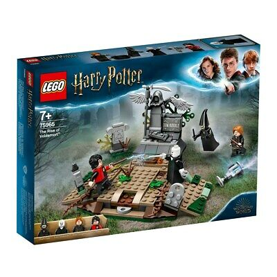 Harry Potter TM: The Rise of Voldemort (75965) [LEGO] [Toy]