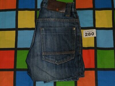 NEXT Urban NXT Blue Jeans Age 7 Years (Height 122cm). Adjustable Waist