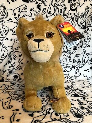 The Lion King 2019 Simba Cub Soft Plush Toy With Sound New With Tags Live Action