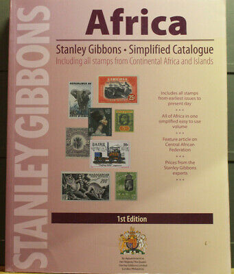 Stanley Gibbons Stamp Catalogue - Africa