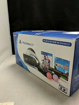 Sony PlayStation VR - Blood & Truth/ Everybody's Golf, incomplete