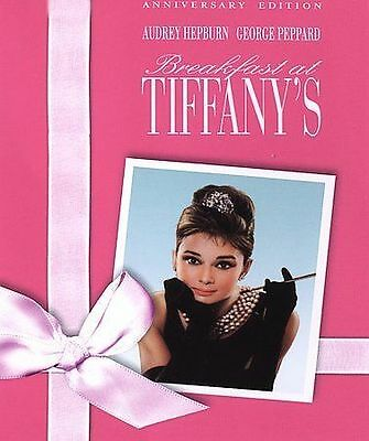 Breakfast at Tiffanys (DVD, 2006, Anniversary Edition)