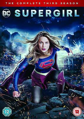 DC Supergirl third season series 3