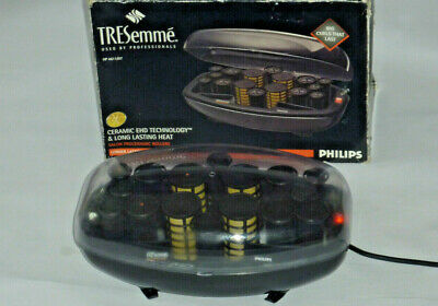 Tresemme' Salon Pro Ceramic Ehd Technology Heated Hair Rollers Styler Curlers