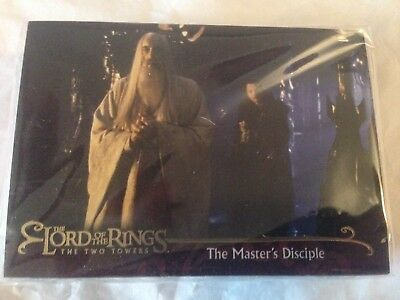 Unopened Set Of Topps Lord Of The Rings The Two Towers  Cards Numbered 46-90