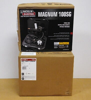 Lincoln Electric U2689-2S SP180T with K2532-1 Magnum 100 SG spoolgun