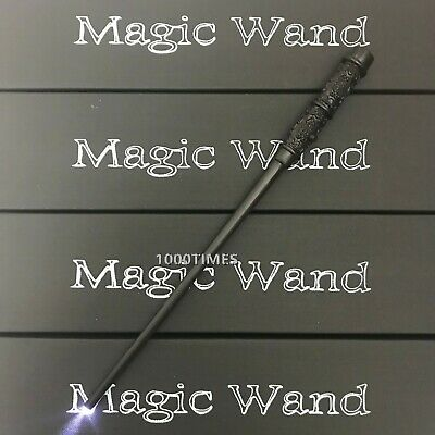 Harry Potter Professor Severus Snape Magic Wand w/ LED Light Cosplay Costume
