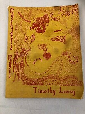 Psychedelic Prayers by Timothy Leary