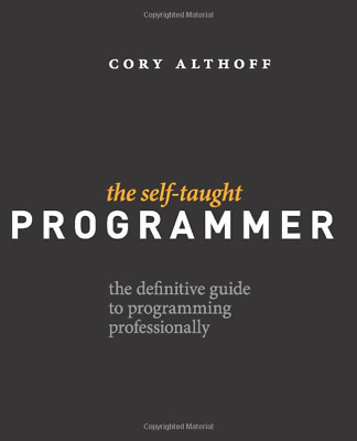 The Self-Taught Programmer✅:The Guide to Programming Professionally ✅ PDF B00K ✅