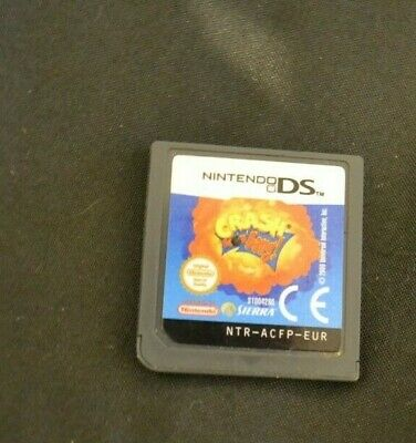 CRASH BANDICOOT BOOM BANG * NINTENDO DS GAME / LITE / DSi . 100% GENUINE