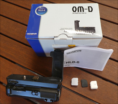 Olympus  Battery Holder HLD-6 for OM-D   EM5