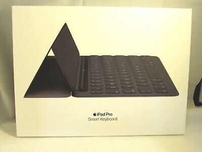 Apple Smart Keyboard For iPad Pro 10.5 in MPTL2LL/A A1829 Black Cover Authentic