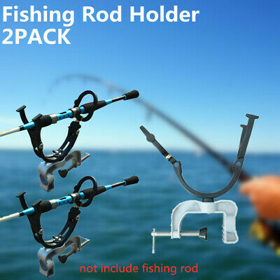 Pack of 3 holders   $22.50 Rod Holders For Bank Fishing 2 post Heavy Duty