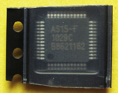 IC AS15-F integrated circuit BLISTERATO T-CON LCD TV PHILIPS SAMSUNG LG TFK SONY