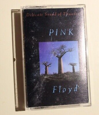 Pink Floyd - Delicate Sound of Thunder (Side Three and Four only), Cassette, CBS
